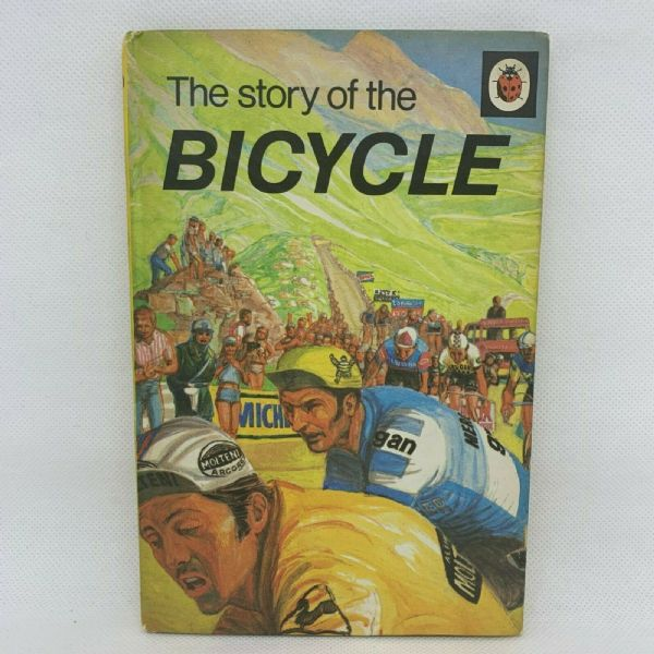 Ladybird 'The Story of the Bicycle' - Series 601 - Matt Hardback - First Edition